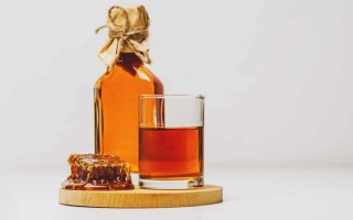 Водка с медом от кашля и простуды