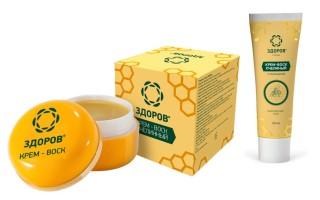 Пчелиный крем воск здоров и его применение