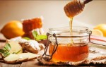 Имбирь с медом – рецепт здоровья