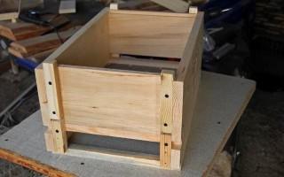 Способы изготовления и содержания пчел в рогатом улье