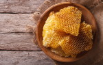 Как употреблять мед в сотах