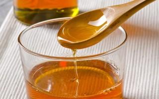 Приготовление и использование искусственного меда