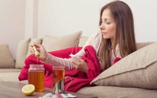 Мед при боли в горле и заболеваниях гортани