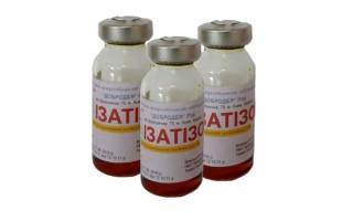 Препарат Изатизон для лечения и профилактики пчел