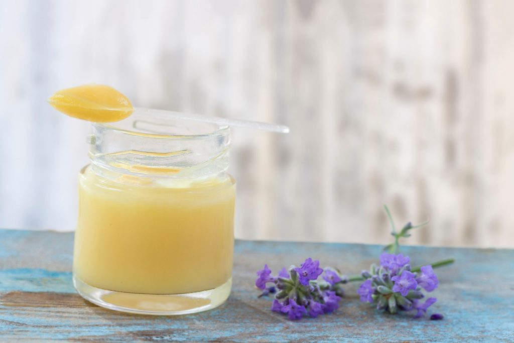 Вкус и цвет мёда из кандыка