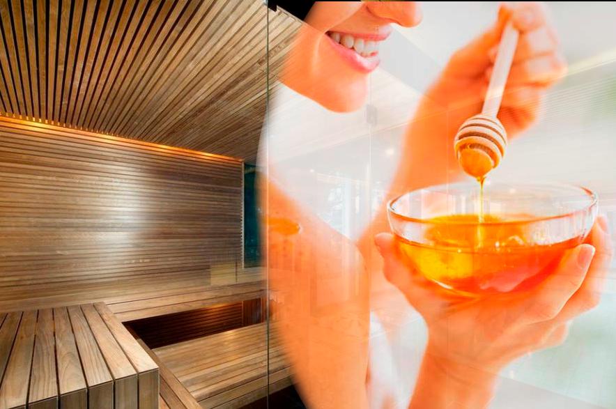 Мед для бани для похудения