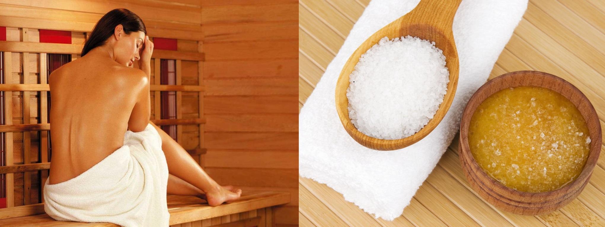 Что делать для похудения в бане