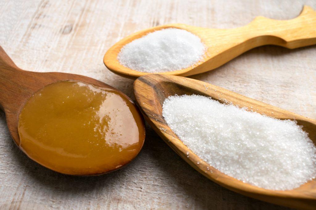 Как сделать мед из сахара
