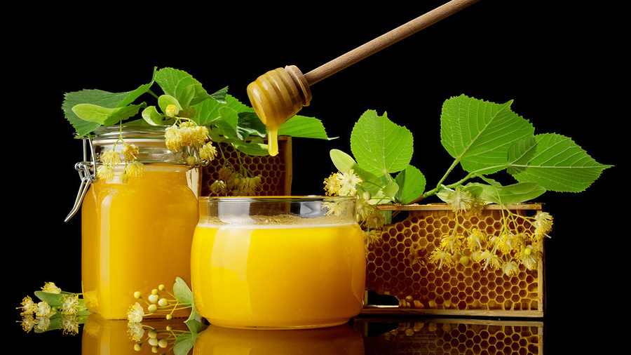 Пить мед это