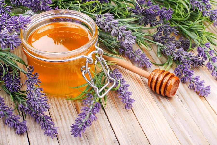 med-lavanda Как сделать лавандовый мед