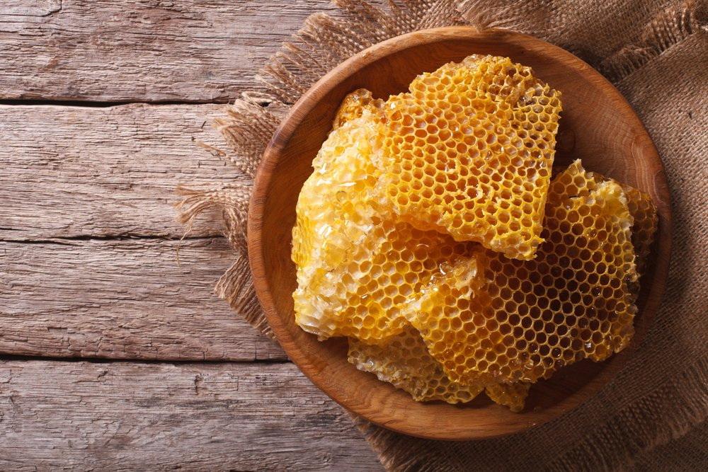 Можно ли есть соты пчел