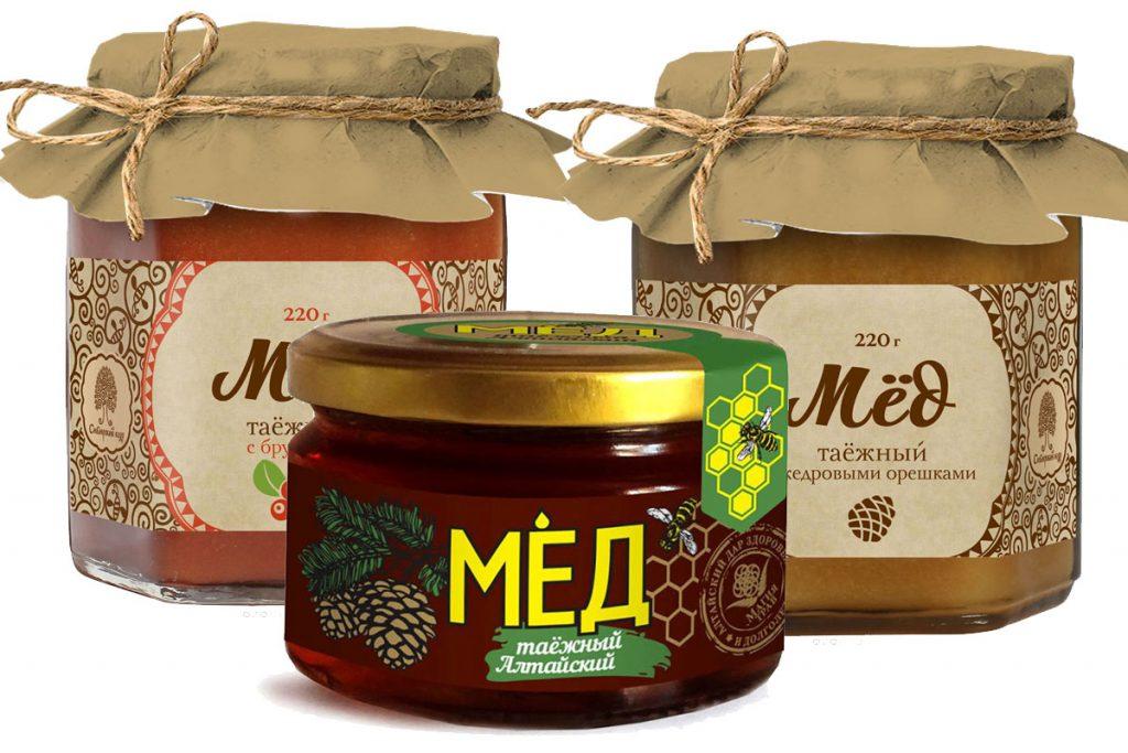 Таежный мед и его полезные свойства