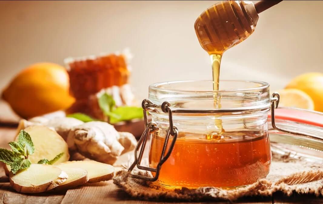 Рецепт приготовления мед имбирь лимон