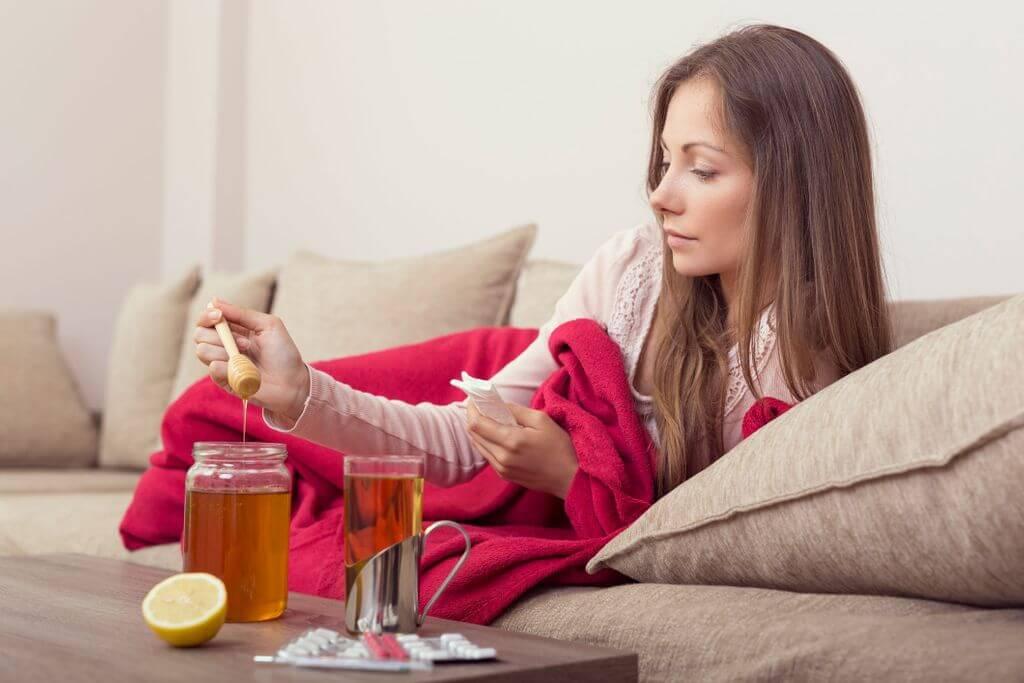 Вода сок лимона и мед натощак