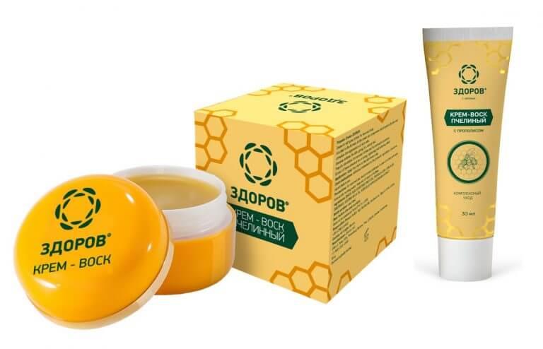 Пчелиный воск желток растительное масло отзывы