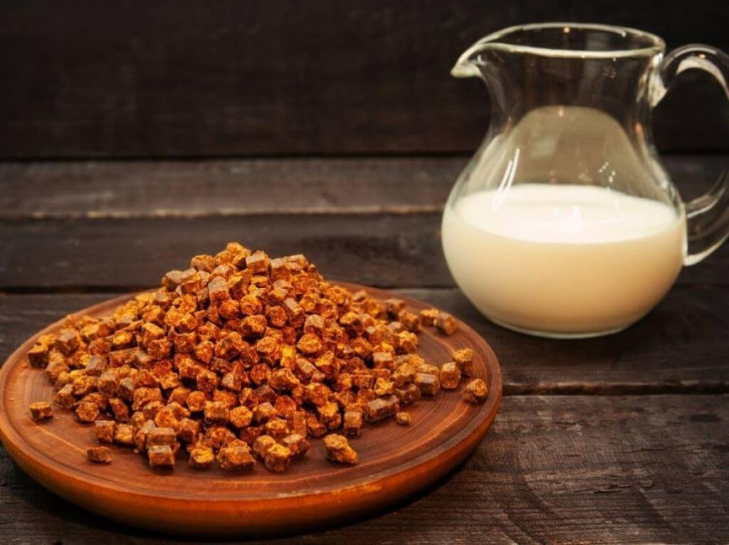 Что лечит настойка прополиса с молоком